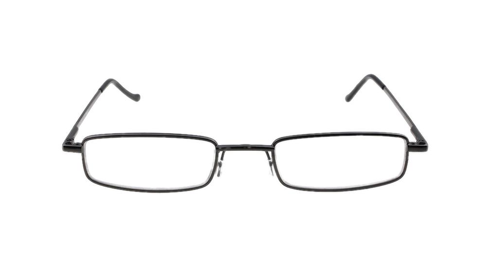 Perozi leesbril - topview en frontview - Productfoto
