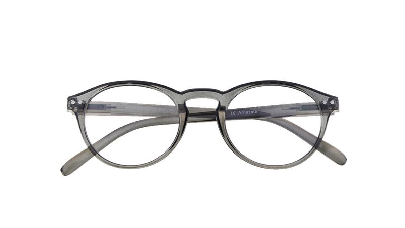 Arezzo model leesbril - Frontview - Grijs